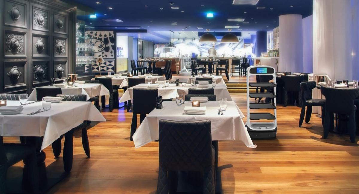 Robots Support Restaurants